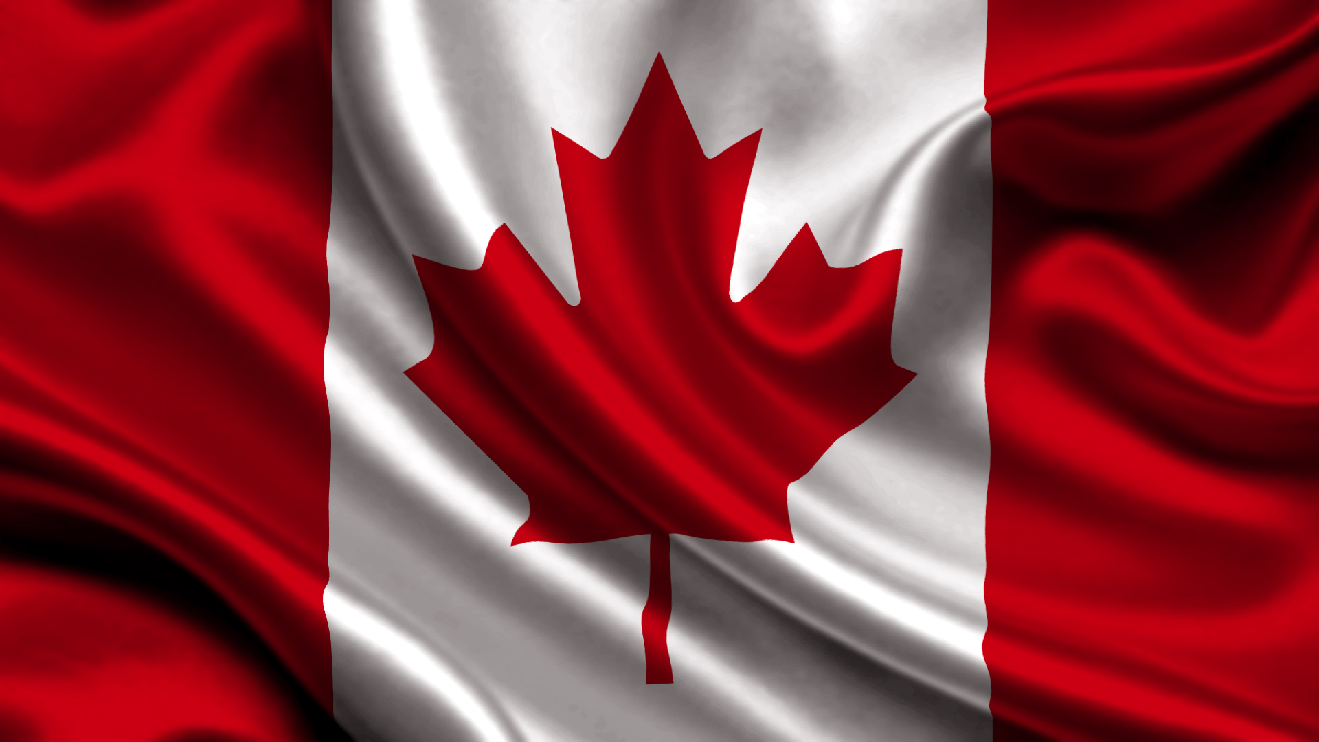 Canada Flag HD Wallpapers Download Desktop Wallpaper Images 1920x1080