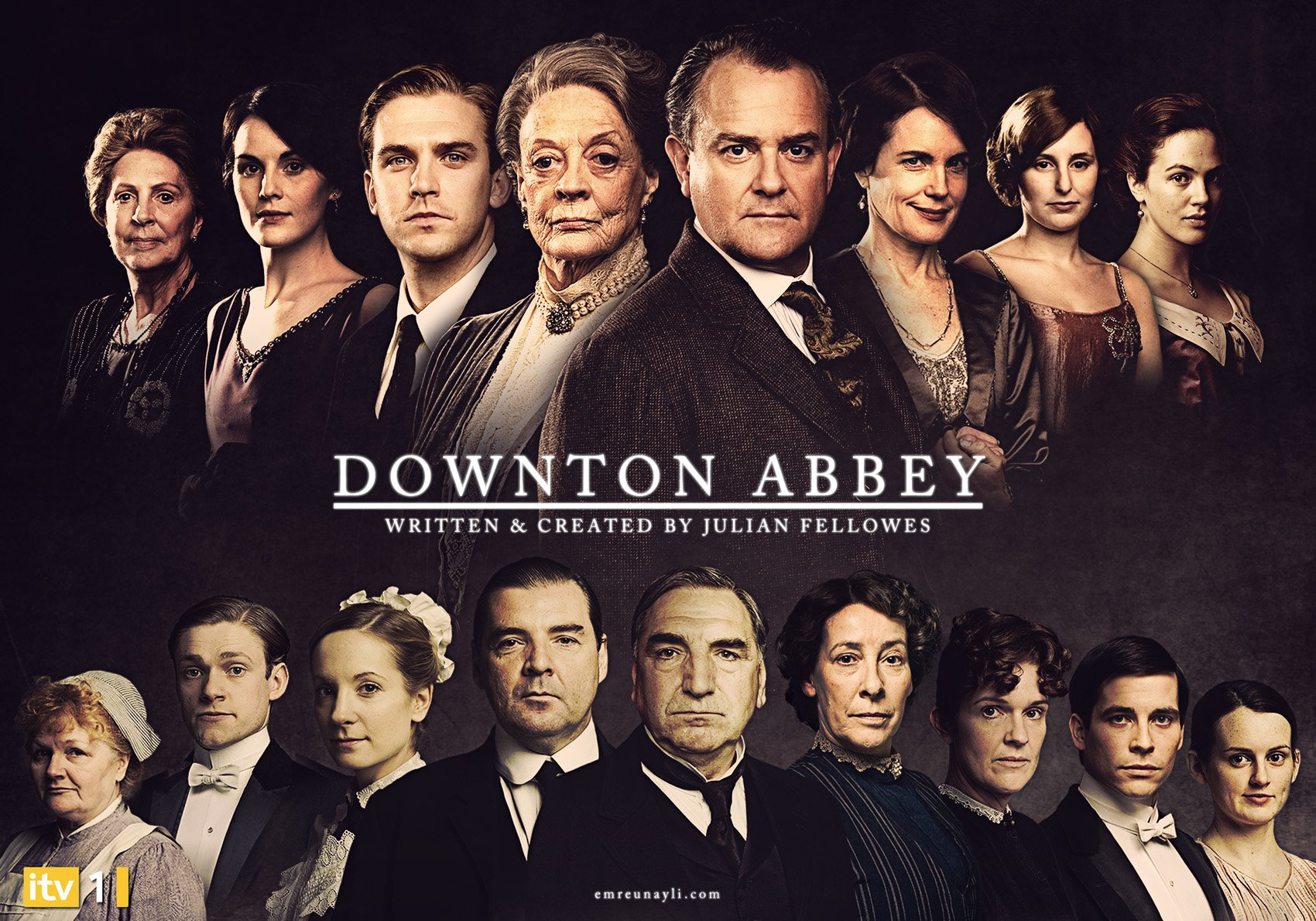 Downton Abbey images Cast at Radio Times wallpaper and background 1700x1190