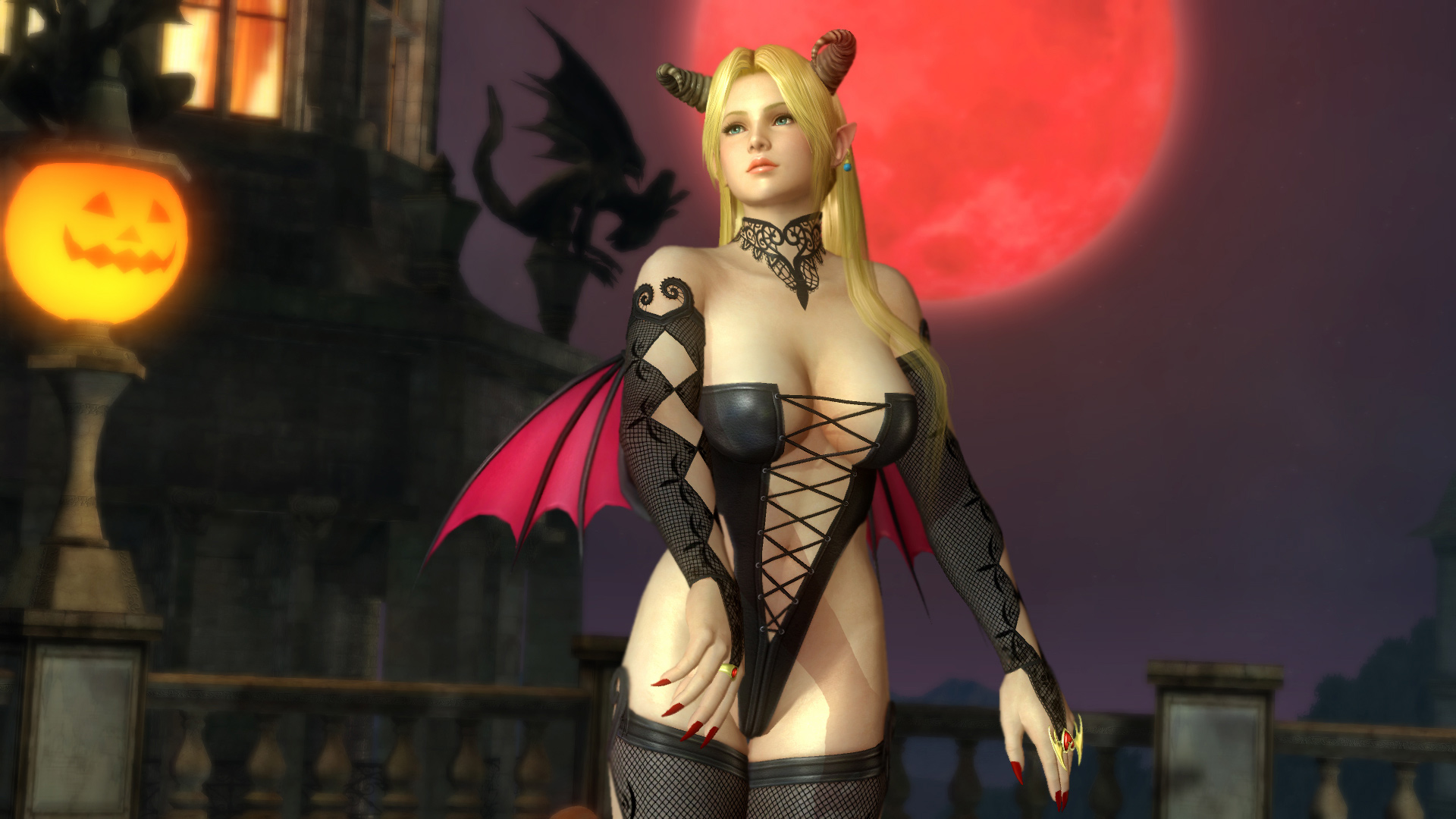 Busty nude succubus nackt picture