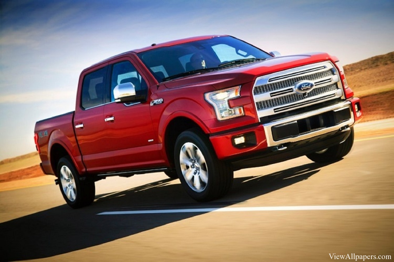 Ford F 150 High Resolution Wallpaper download 2017 Ford F 150 1600x1062