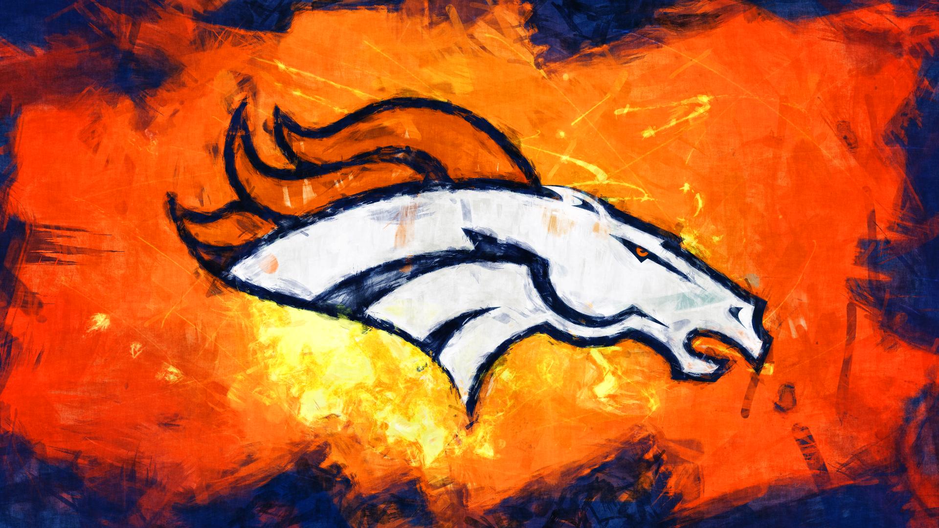 Denver Broncos Wallpaper Best Wallpapers Gogowall 1920x1080
