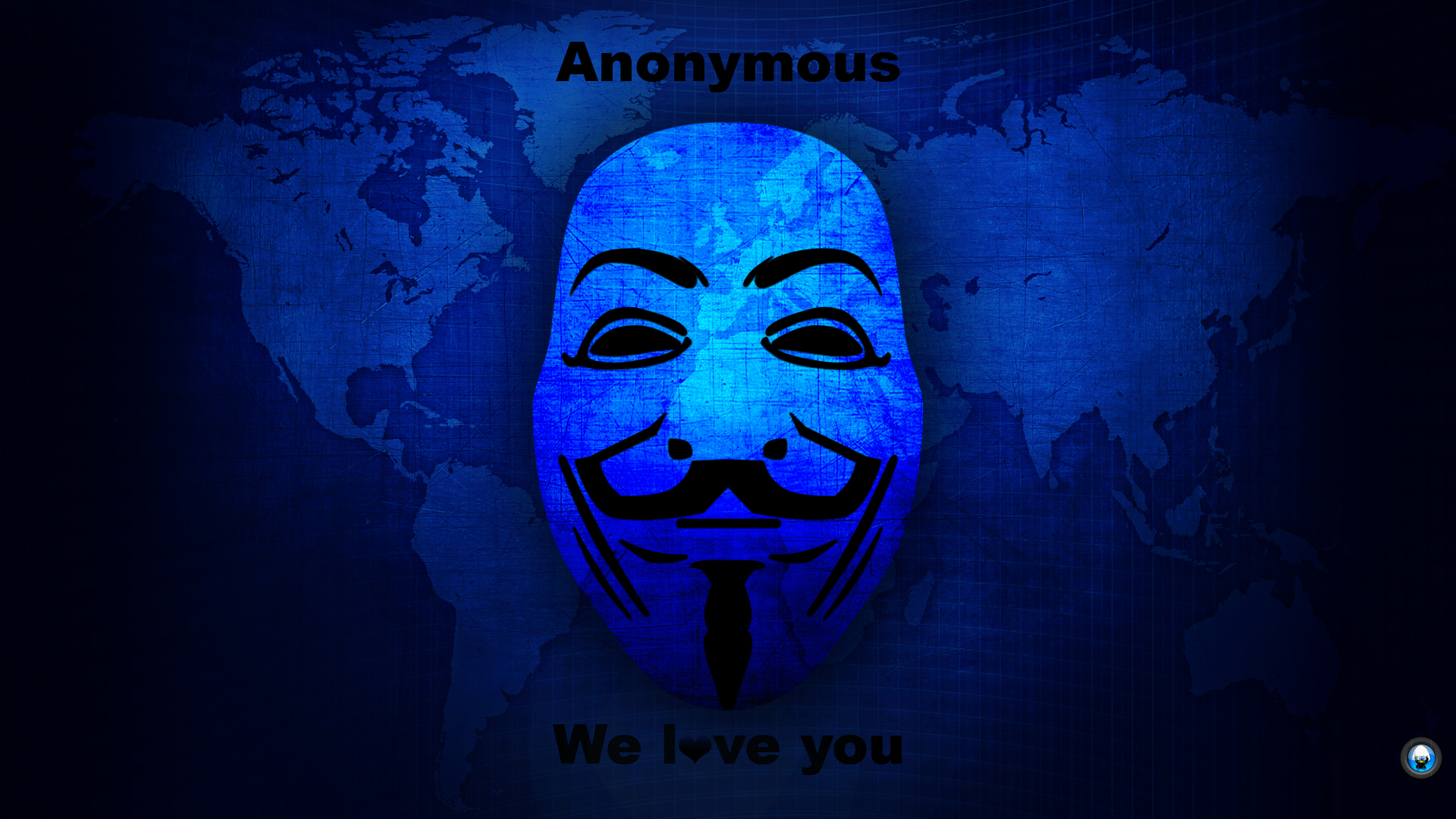 Anonymous Wallpaper By Page 12 Images 1920x1080