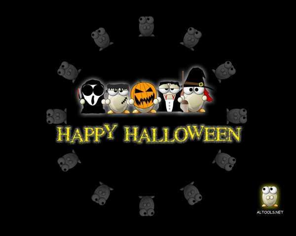 ALTools Halloween Desktop Wallpapers   Download 600x480