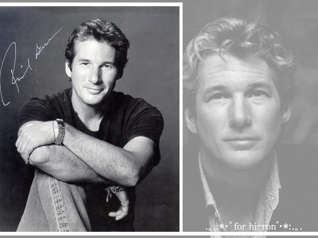 Photo Archive Actor Richard Gere Wallpaper Gallery 1024x768