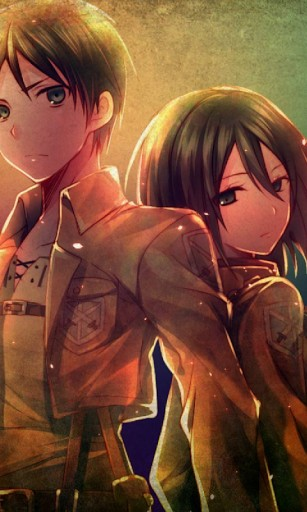 Download Attack on Titan Live Wallpaper for Android   Appszoom 307x512