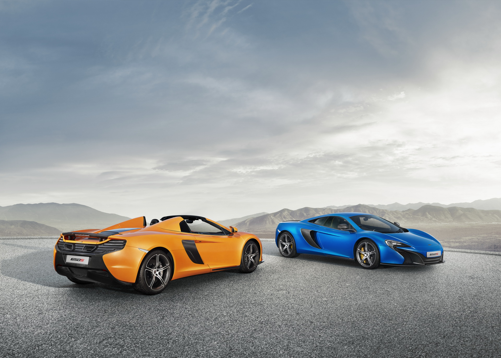 McLaren 650S dials up performance and excitement 1920x1372