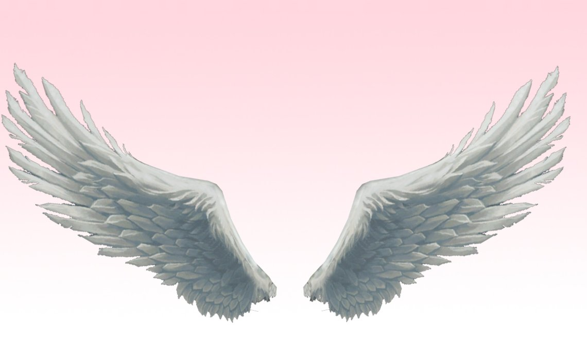 MMD Absolute BEST angel wings by amiamy111 1140x700