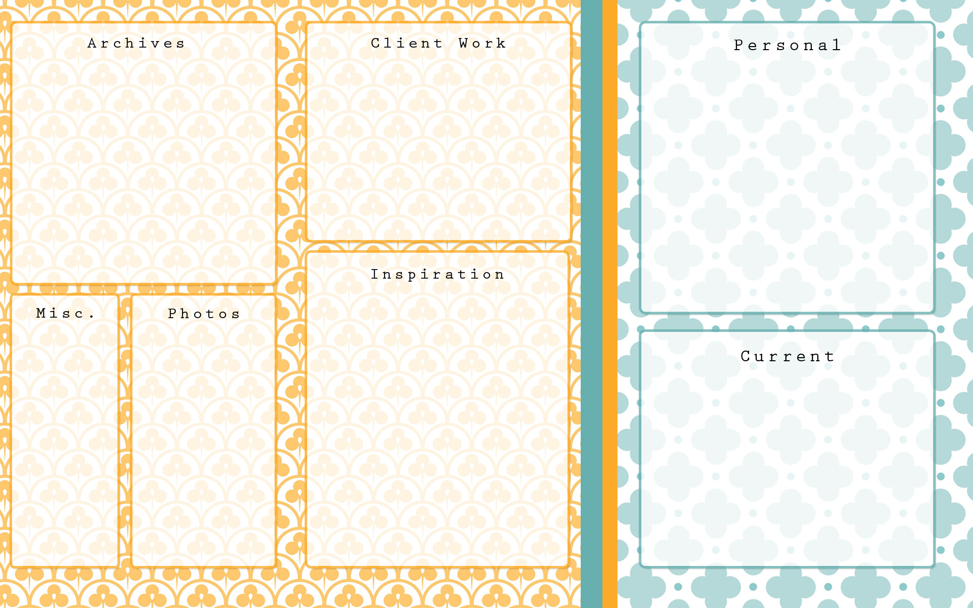 organize my desktop please the chic type blog