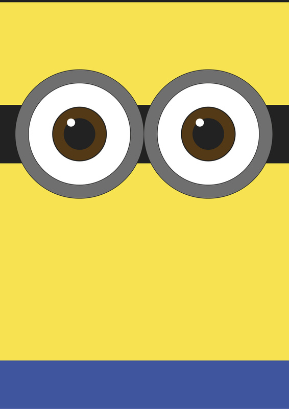 Minions Wallpaper For Ipad Mini Minimalist minion 02 566x800