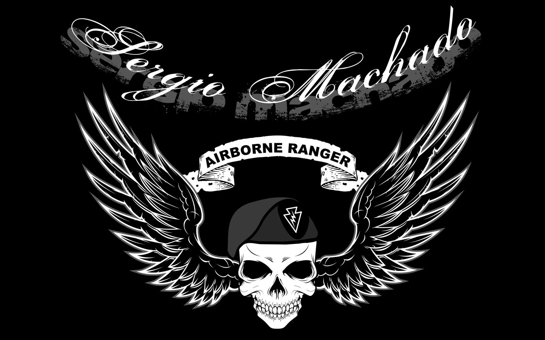 wallpaper army airborne wallpapersafari army ranger logo images Delta Force Logo