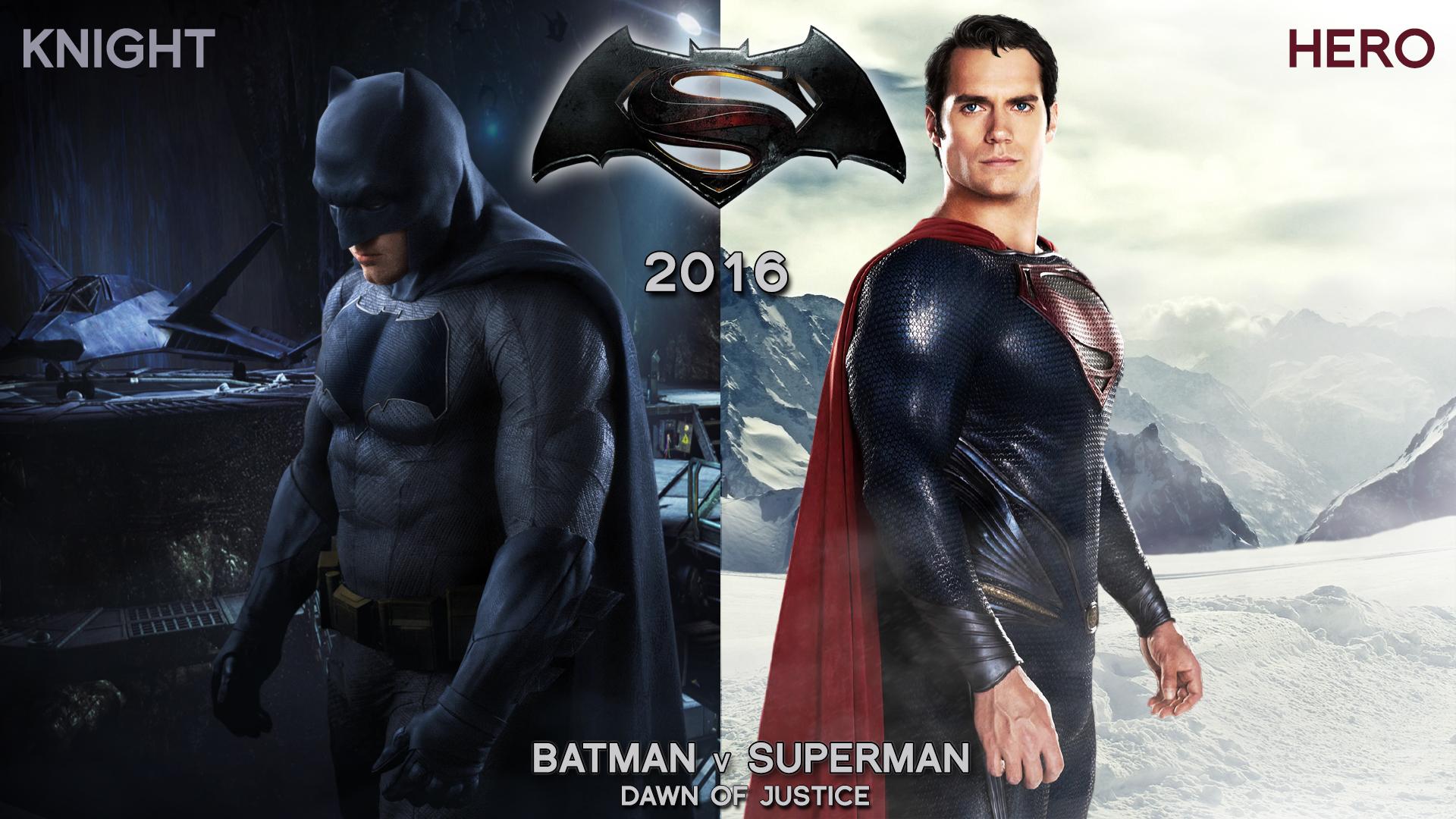 Download Batman V Superman 2016 Knight And Hero Wallpaper Search more 1920x1080