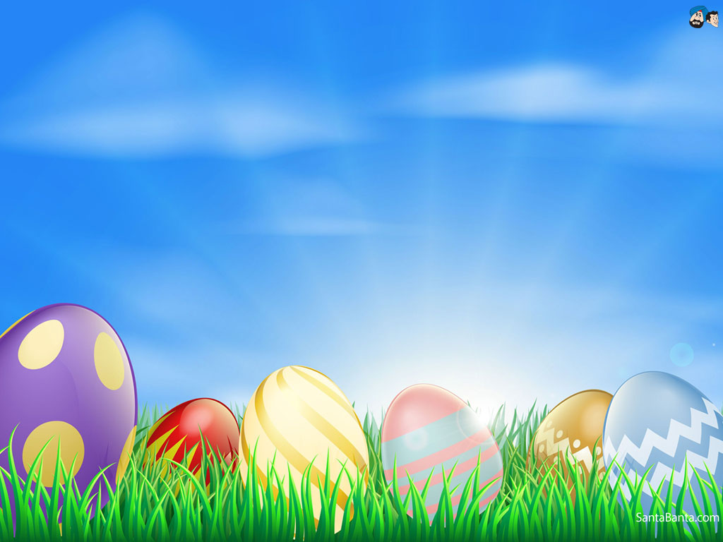 Easter Desktop Backgrounds Collection 28 1024x768