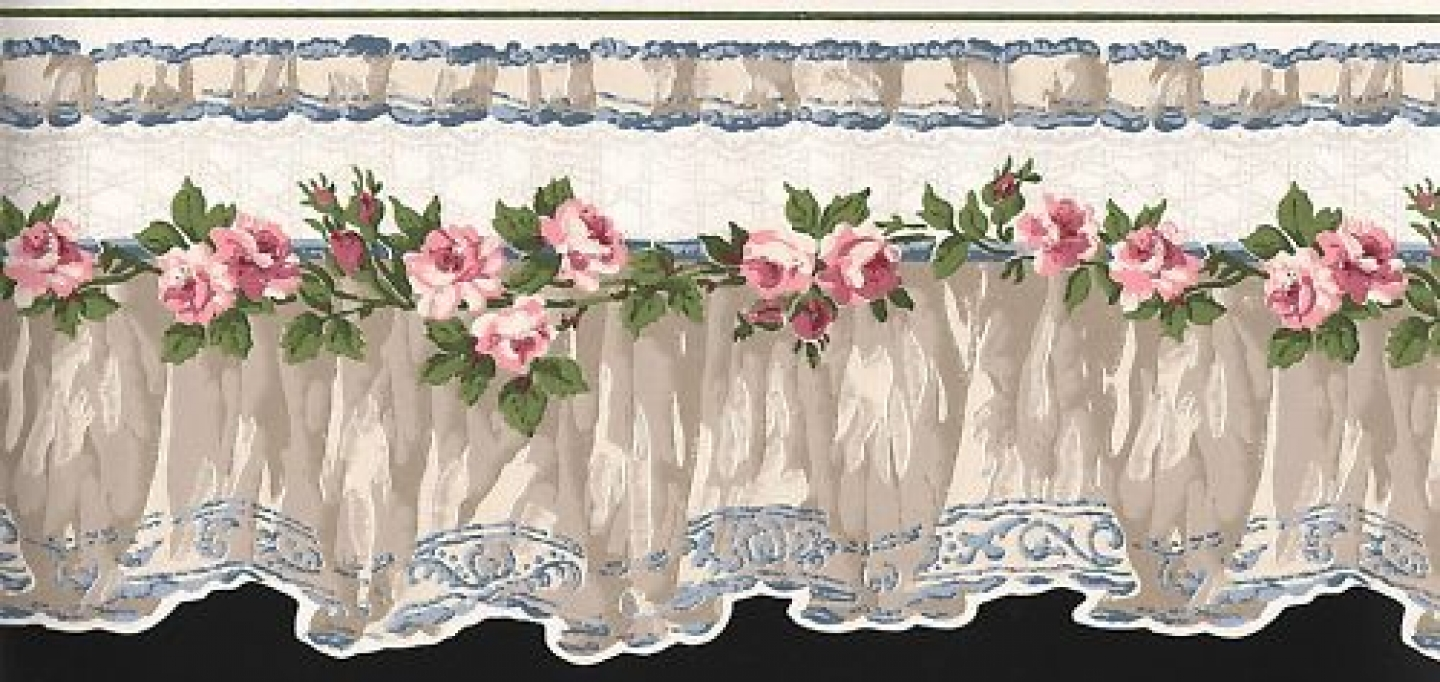 Free Download Tags Border Ebay Wallpaper Borders Floral Wallpaper