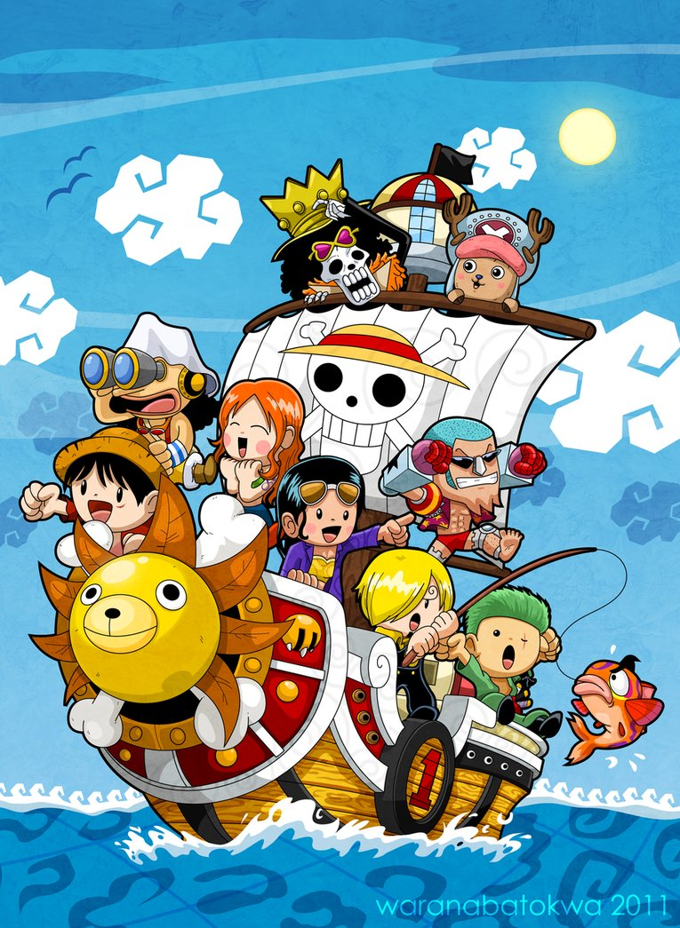 Chibi images ONE PIECE wallpaper photos 33812065 765x1045