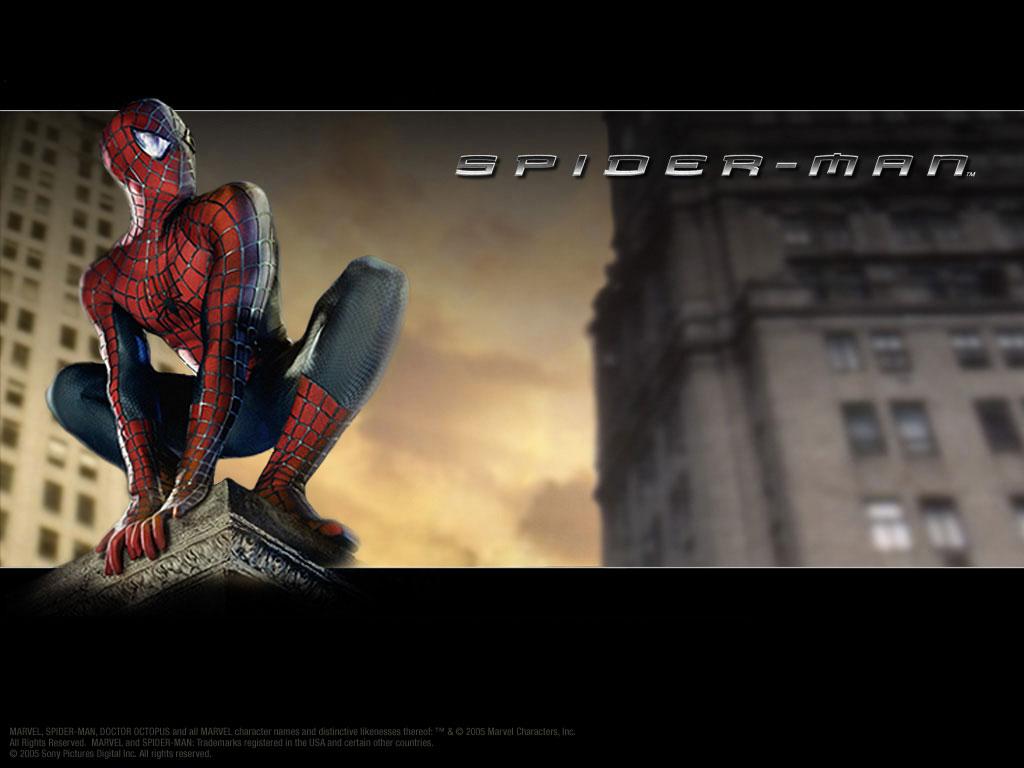 wallpapers movie theater widescreen spider man computer spider man 1024x768
