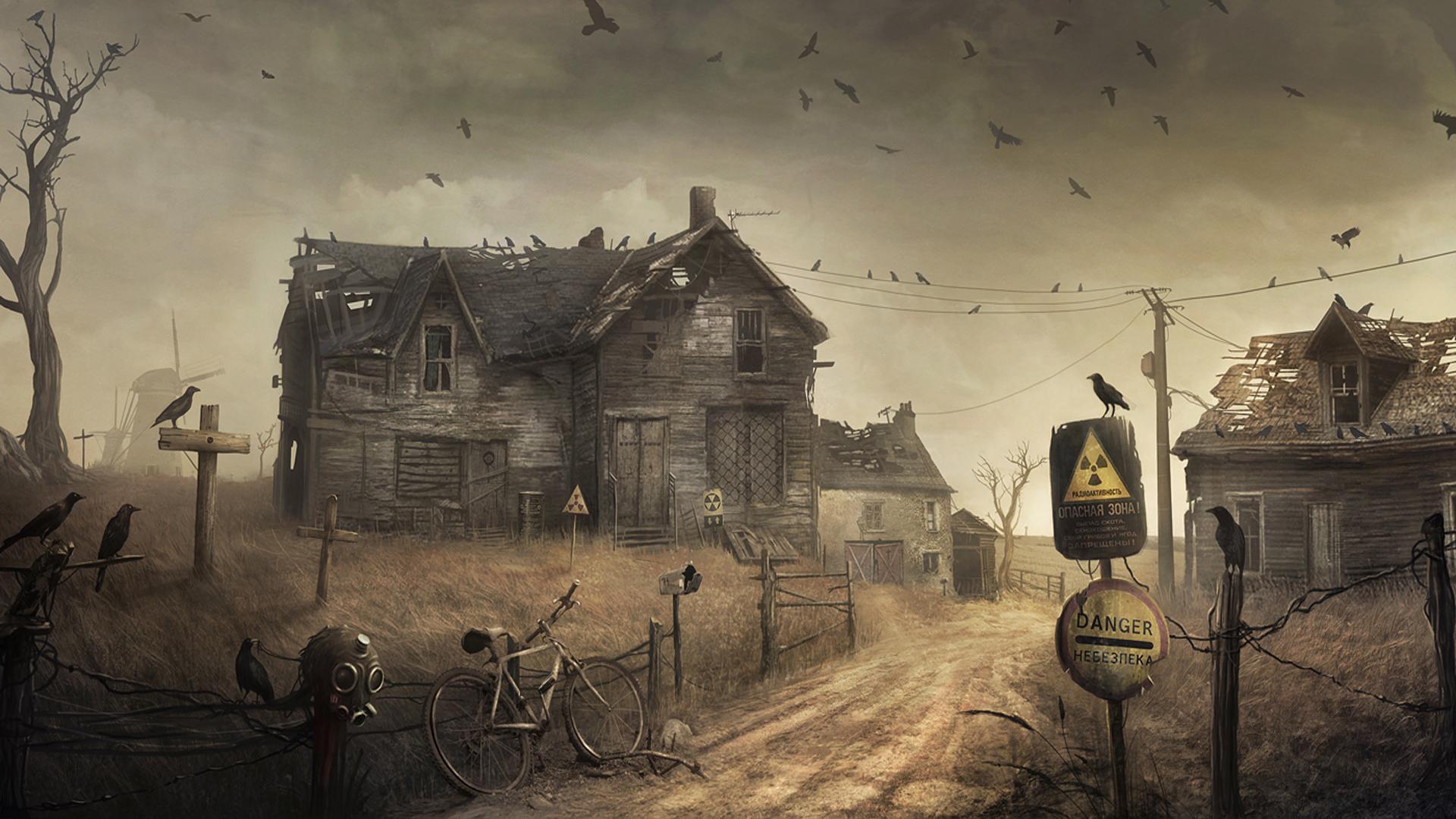 50] Post Apocalypse Wallpaper on WallpaperSafari 1920x1080