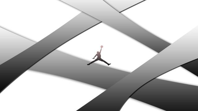 34 HD Air Jordan Logo Wallpapers For Download 640x360
