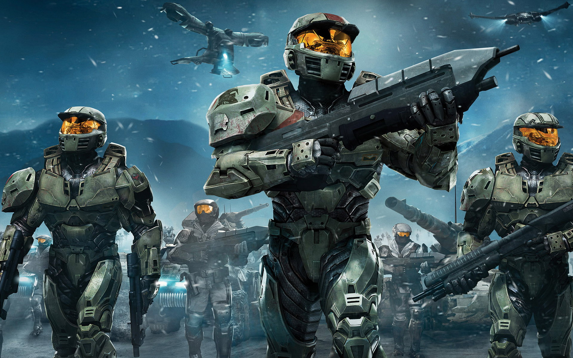 Halo Wars Game Wallpapers HD Wallpapers 1920x1200