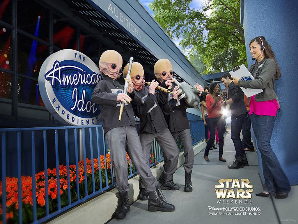 Disney Star Wars Wallpaper [ Theme Park Wallpapers ] 1024x768