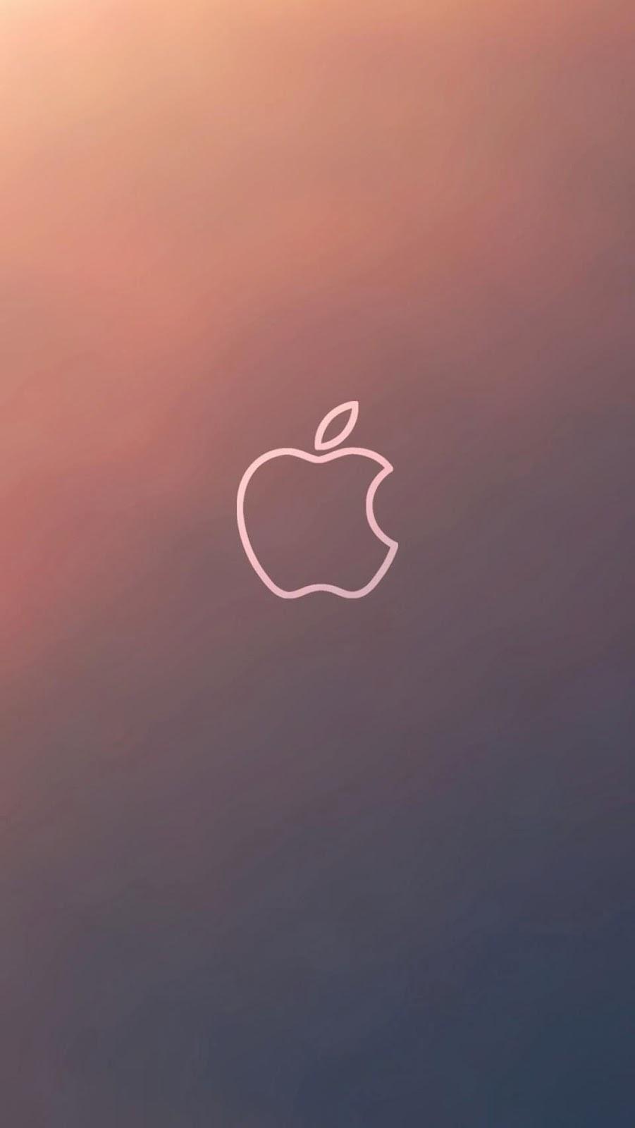 iPhone 6 6 Plus Wallpaper   Apple Logo   Covers Heat 901x1600