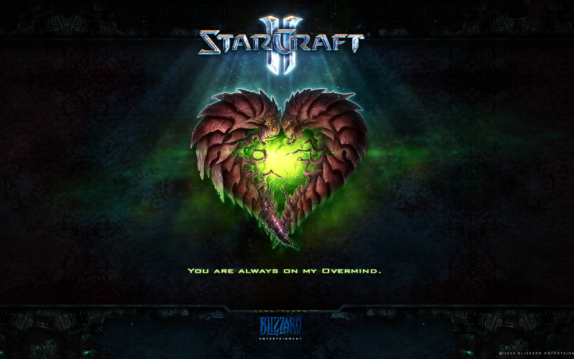 StarCraft II 2010 Game Wallpapers HD Wallpapers 1920x1200