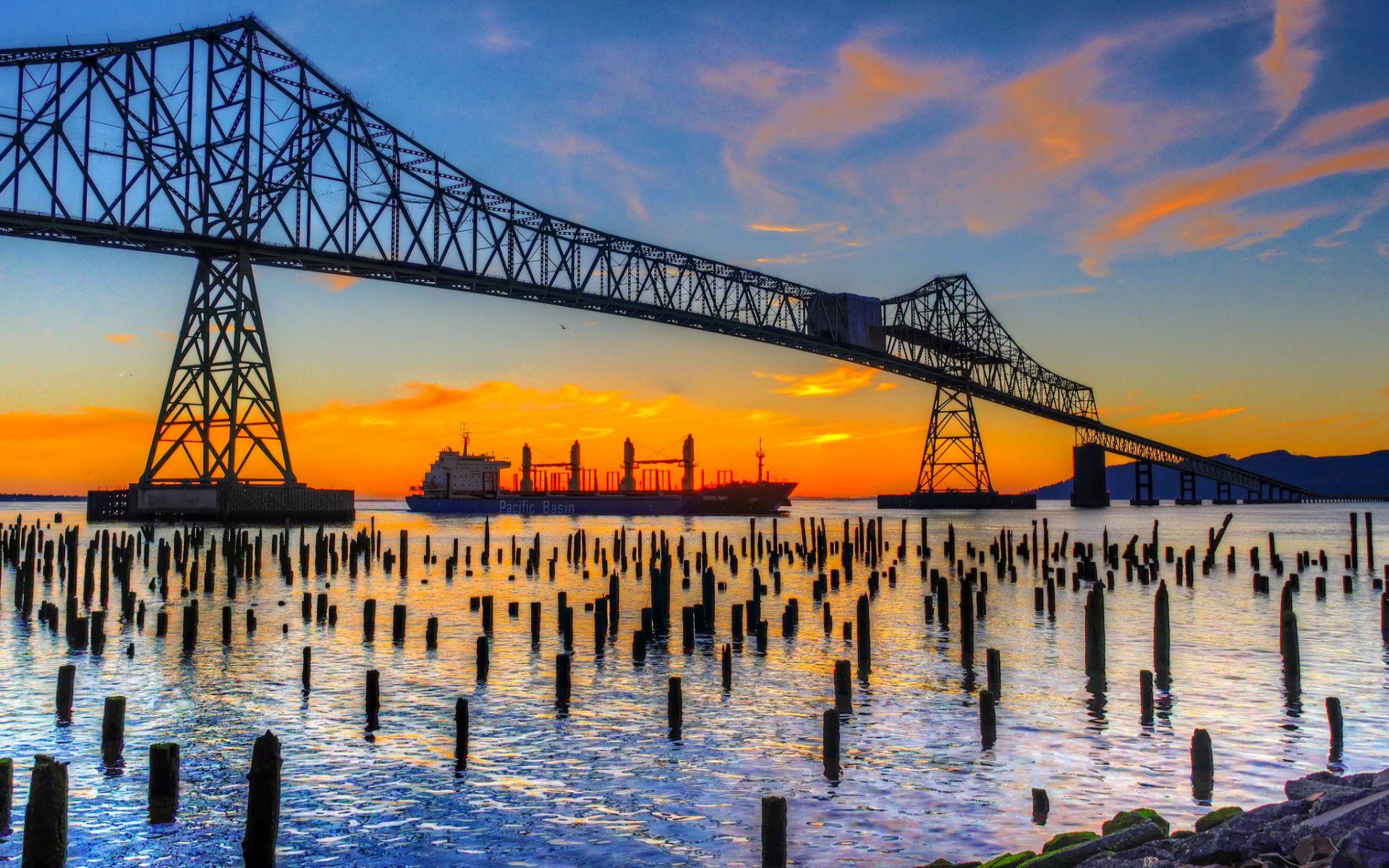AstoriaMegler Bridge HD Wallpaper Background Image 1920x1200 1920x1200