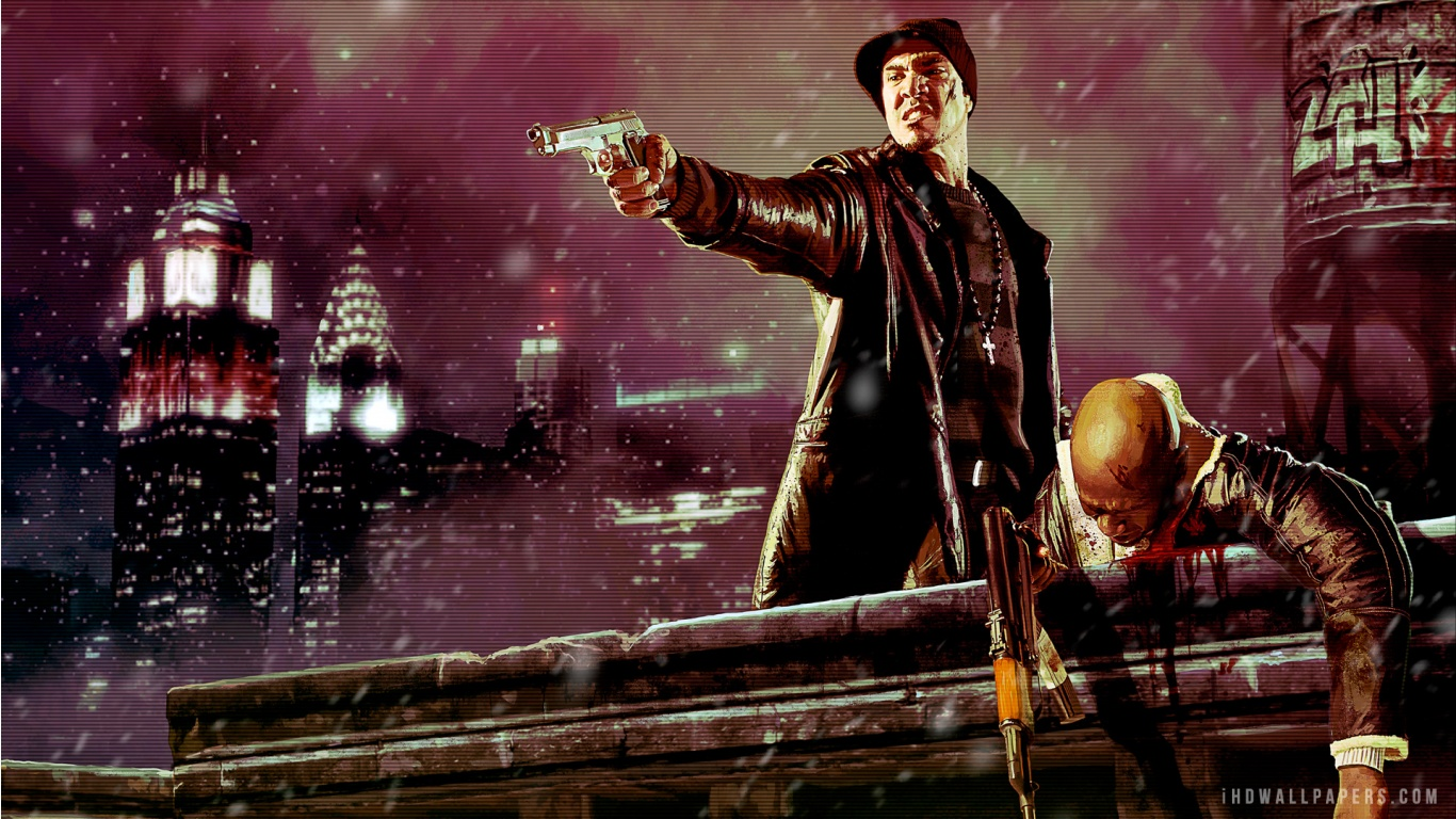 Max Payne 3 Disorganized Crime Pack HD Wallpaper   iHD Wallpapers 1366x768