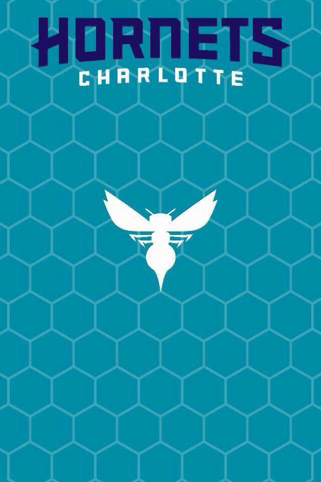 Charlotte Hornets Logo Variation Charlotte Hornets Charlotte 640x960