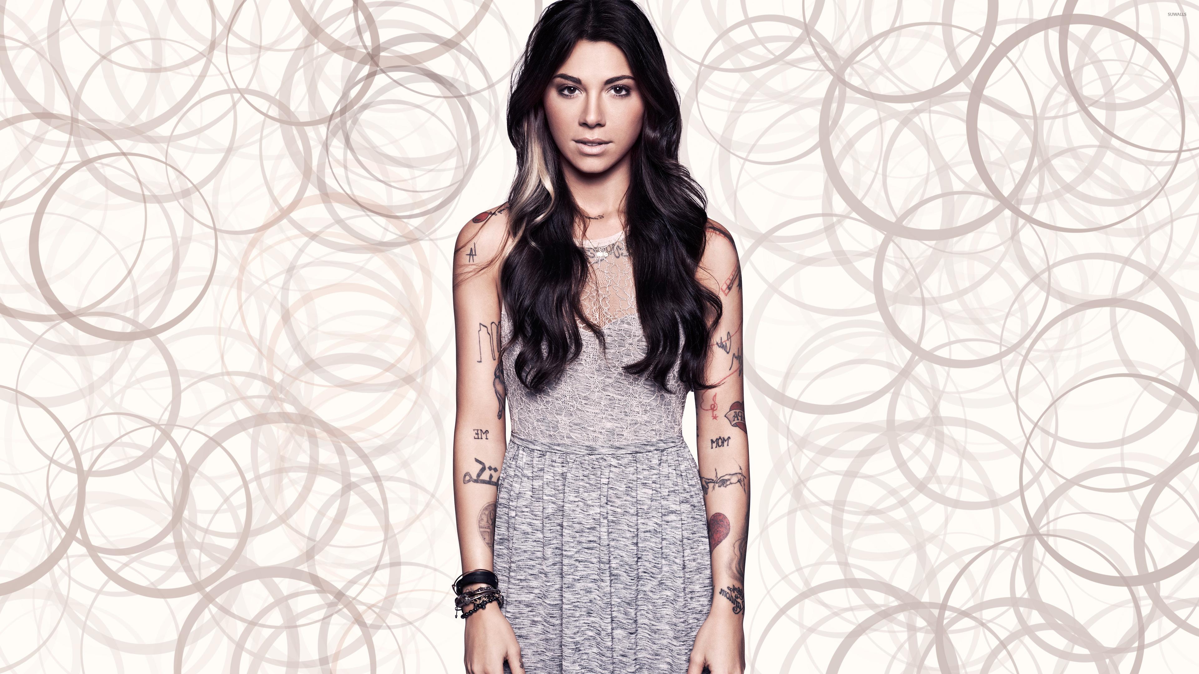 Christina Perri [6] wallpaper   Celebrity wallpapers   40658 3840x2160