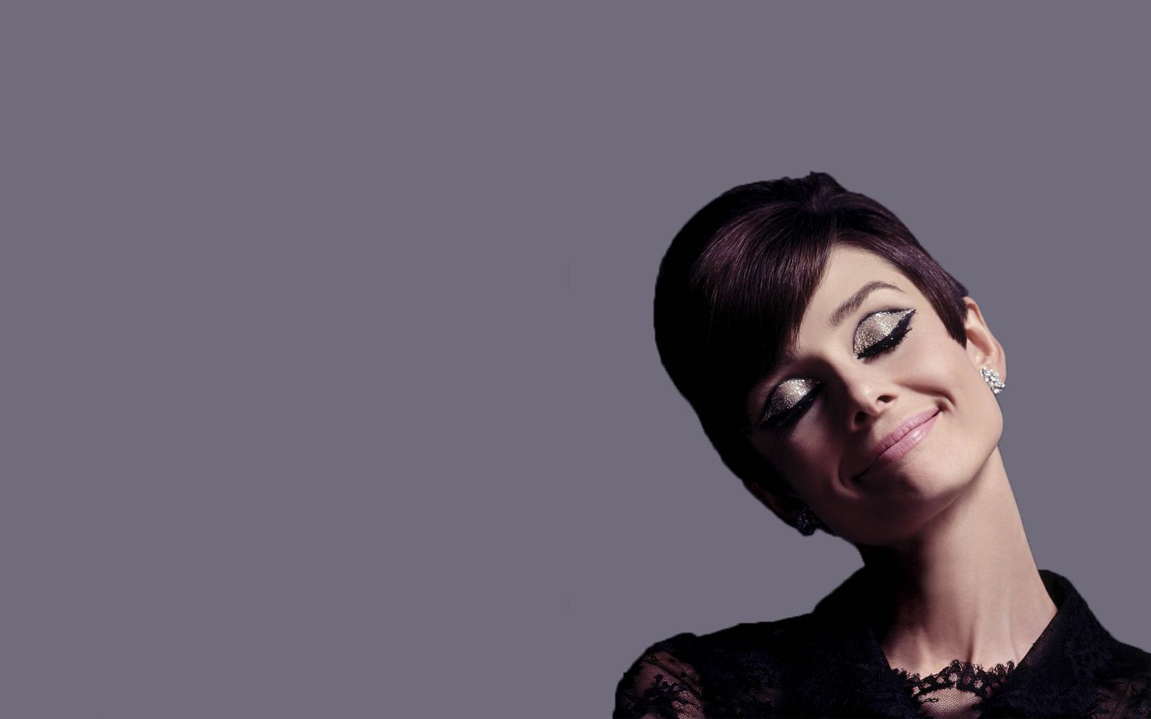 Audrey Hepburn Desktop Wallpapers HD 1680x1050
