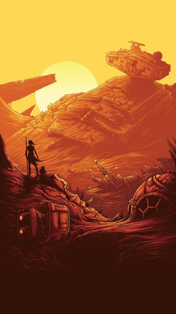 Star Wars wallpapers for iPhone 576x1024