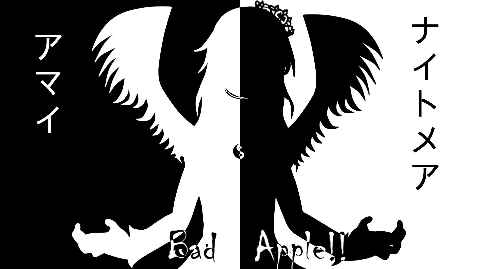 Bad Apple Wallpapers 1920x1080