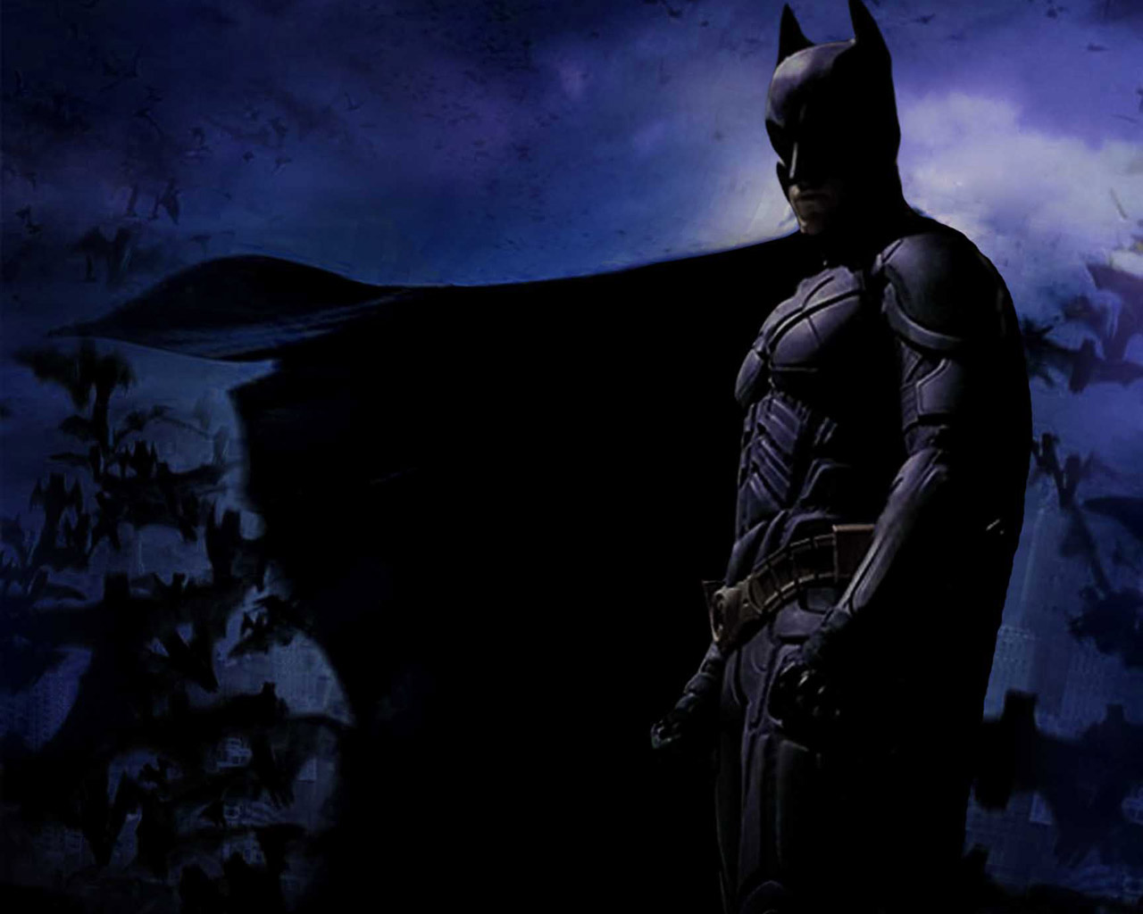 Awesome Batman Wallpapers 1280x1024