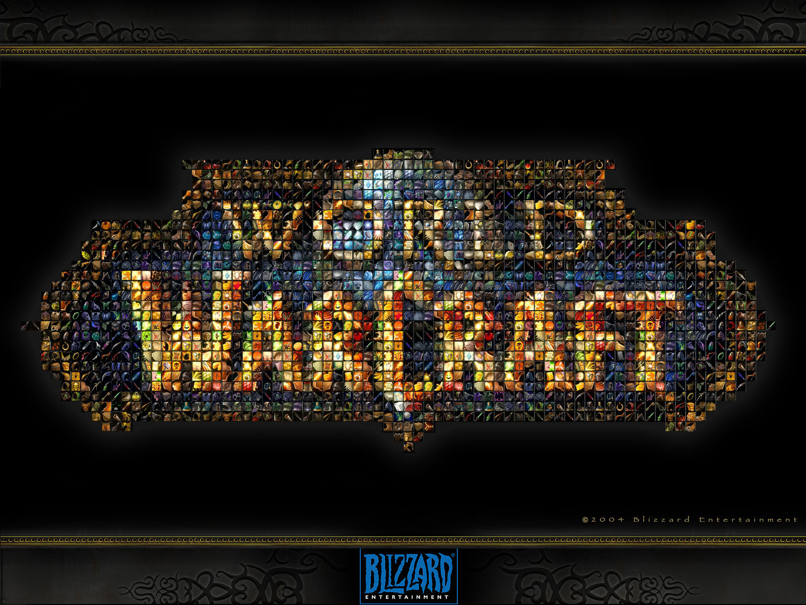 Blogger For Wallpaper world of warcraft background 1600x1200