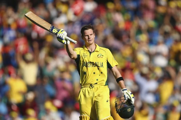 Cricket World Cup Australia overpower India to set up 615x409