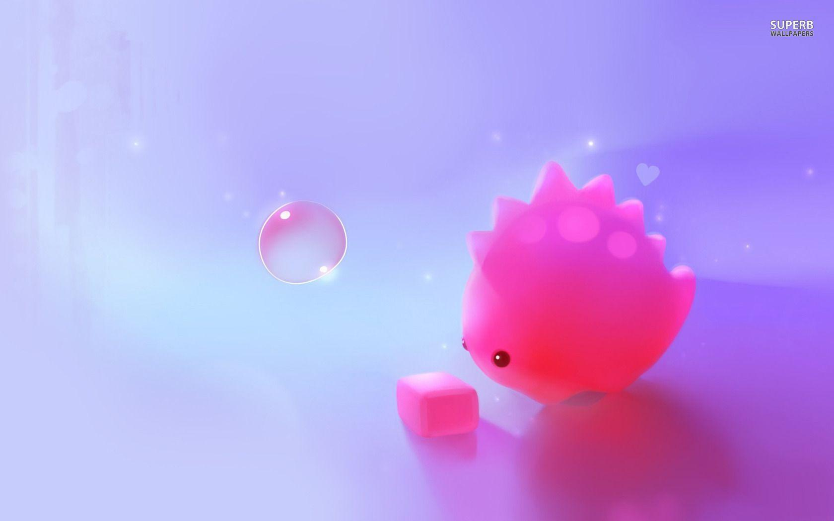 Cute Pink Wallpapers 1680x1050