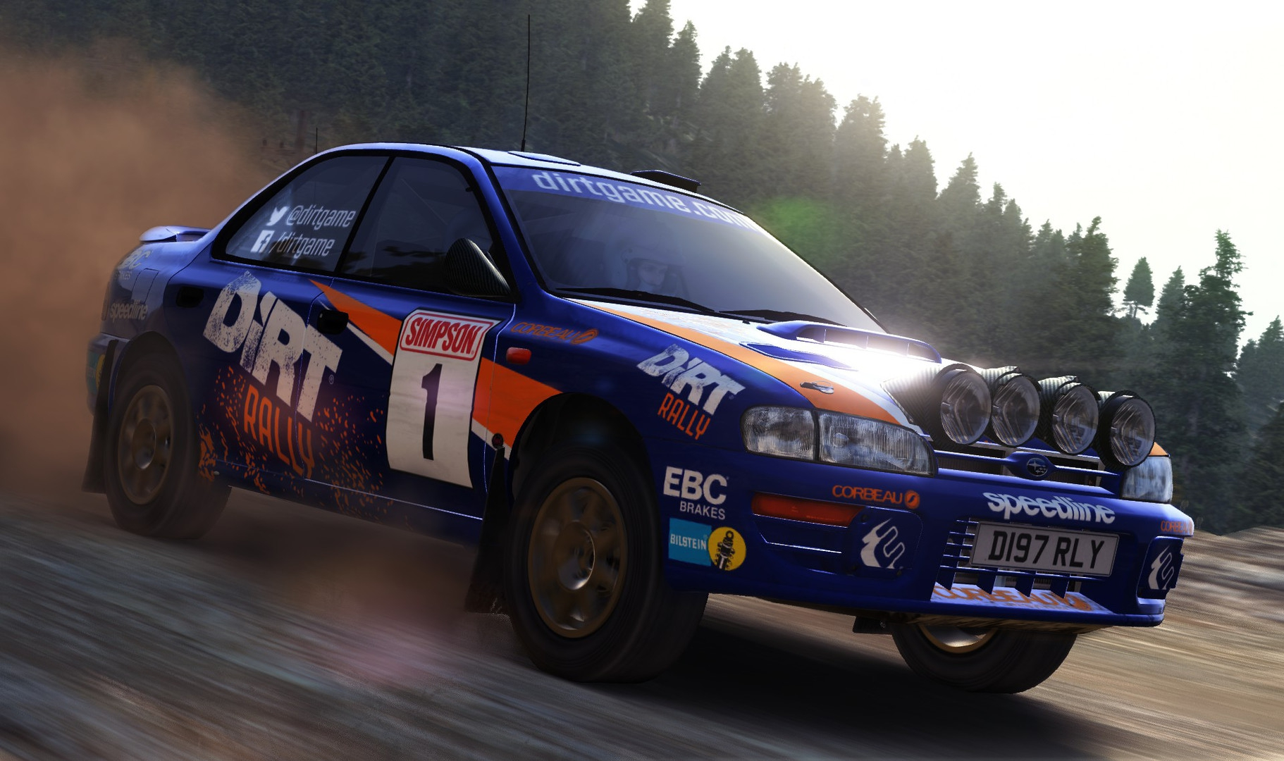 DiRT Rally   Screenshot Galerie pressakeycom 1822x1080