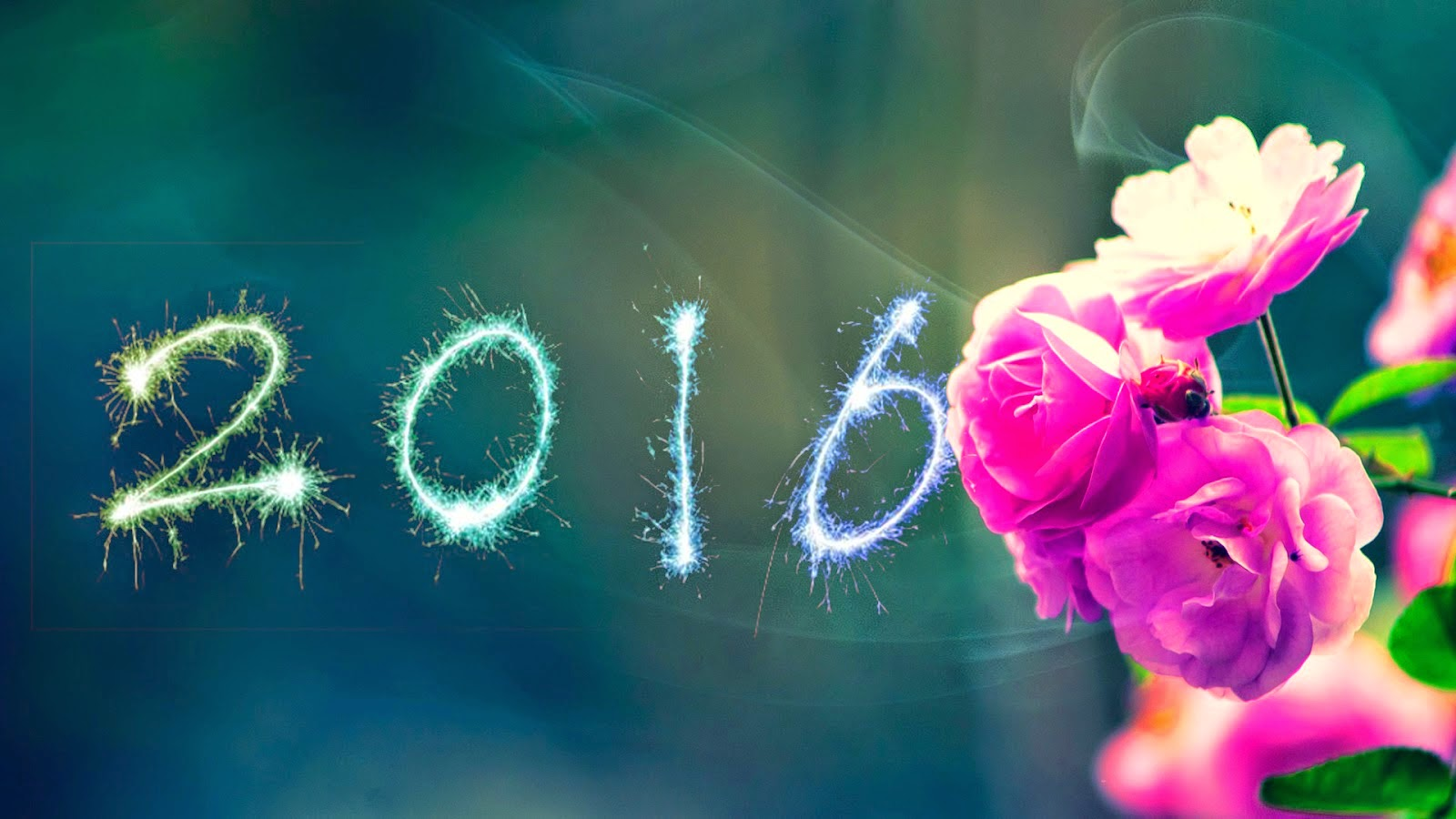 Happy New Year 2016 New Wallpapers And Images Download   Welcome 1600x900