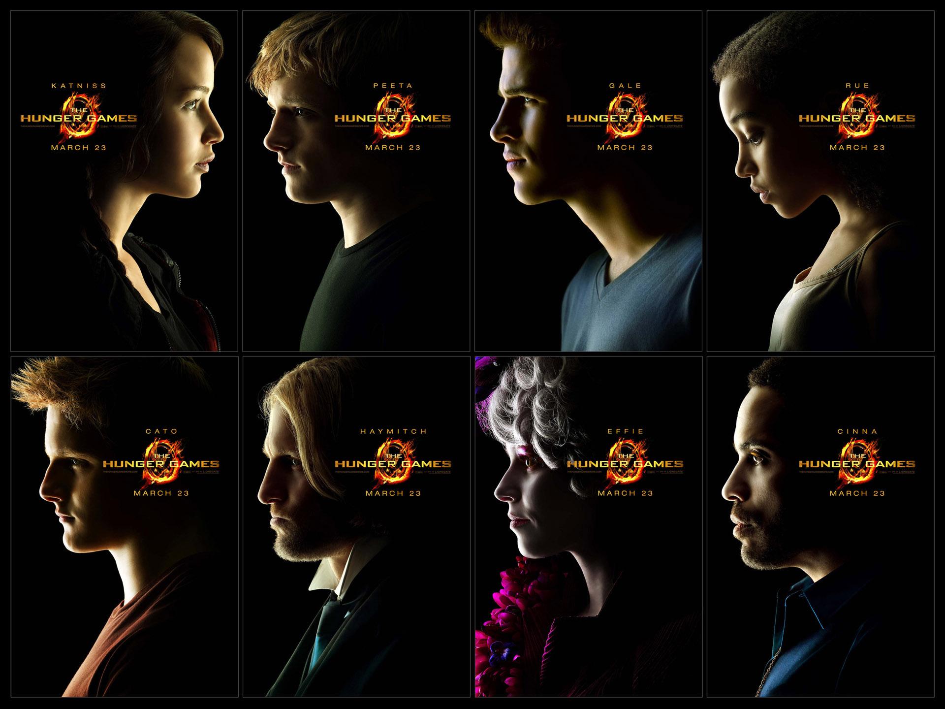 The Hunger Games Wallpaper   The Hunger Games Wallpaper 30620695 1920x1440