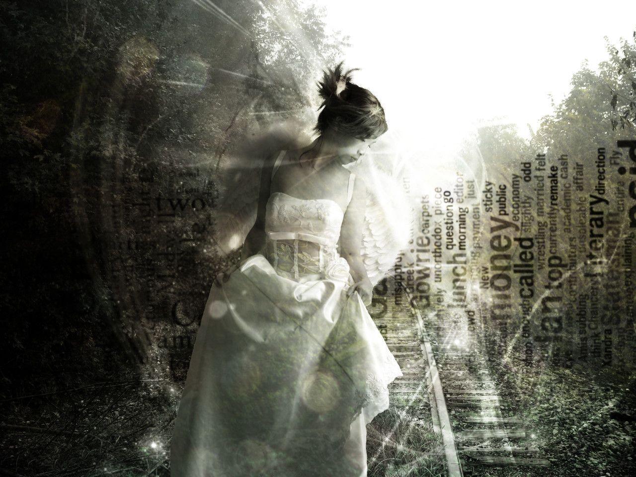 Fallen Angel Wallpapers 1280x960