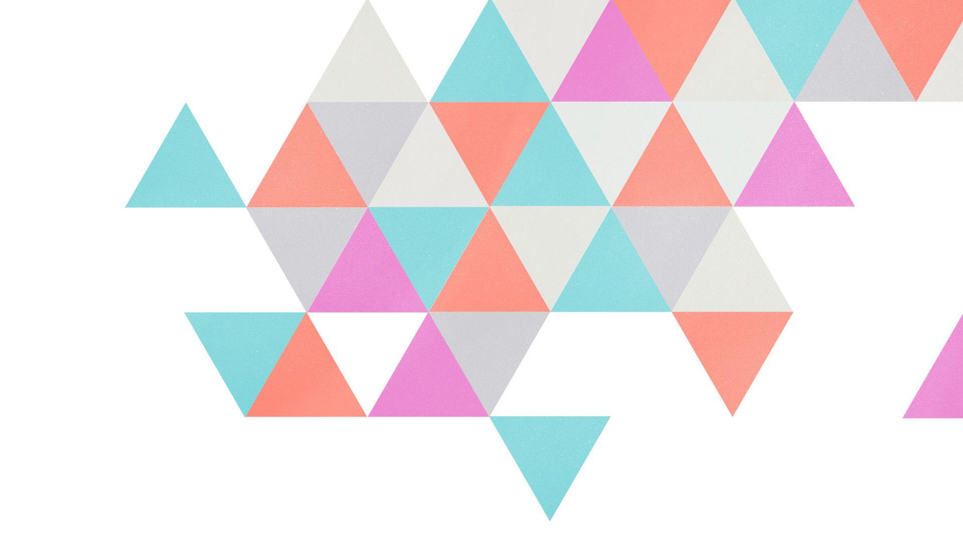 Textured Geometric Desktop Wallpaper 1920x1080
