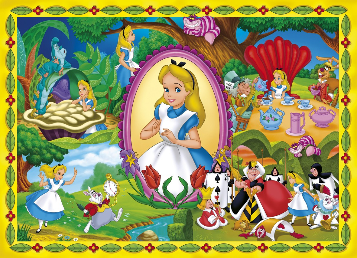 Free Download Disney Alice In Wonderland Wallpaper Alice In