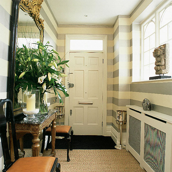 New Home Interior Design Modern Hallway 550x550