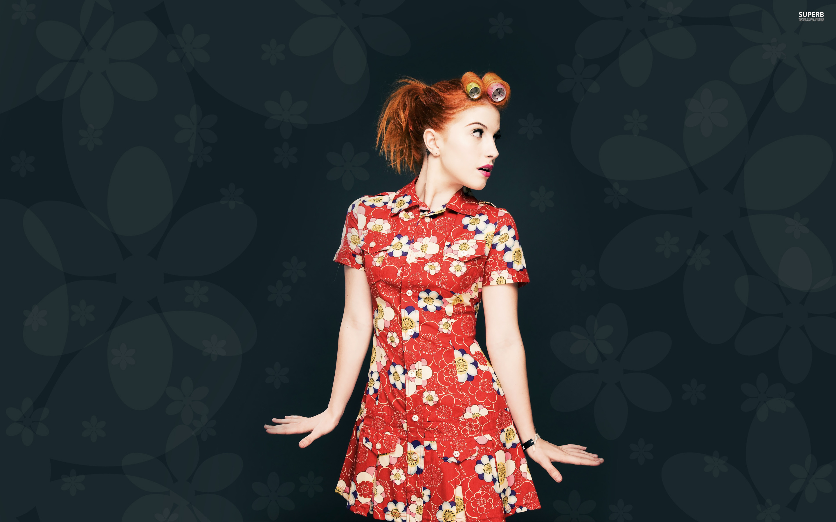 Wonderful Hayley Williams Wallpaper Full HD Pictures 2880x1800