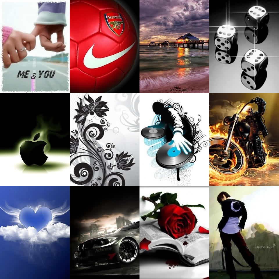Mix Mobile Wallpapers 240x320 Hd Walls Pack 960x960