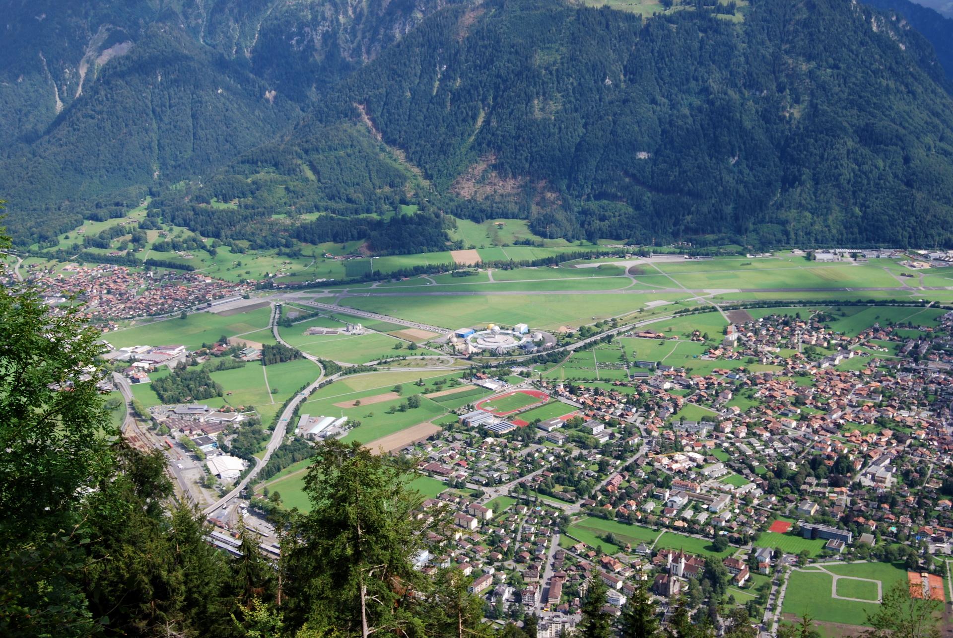Interlaken Switzerland HD Wallpaper Background Image 1920x1285