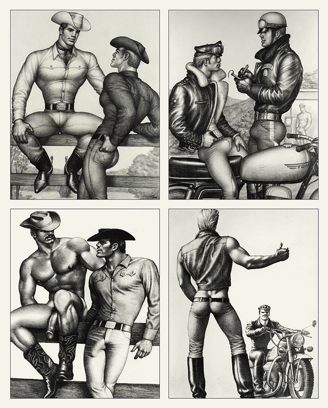 Pin Tom Of Finland Picture 640x794