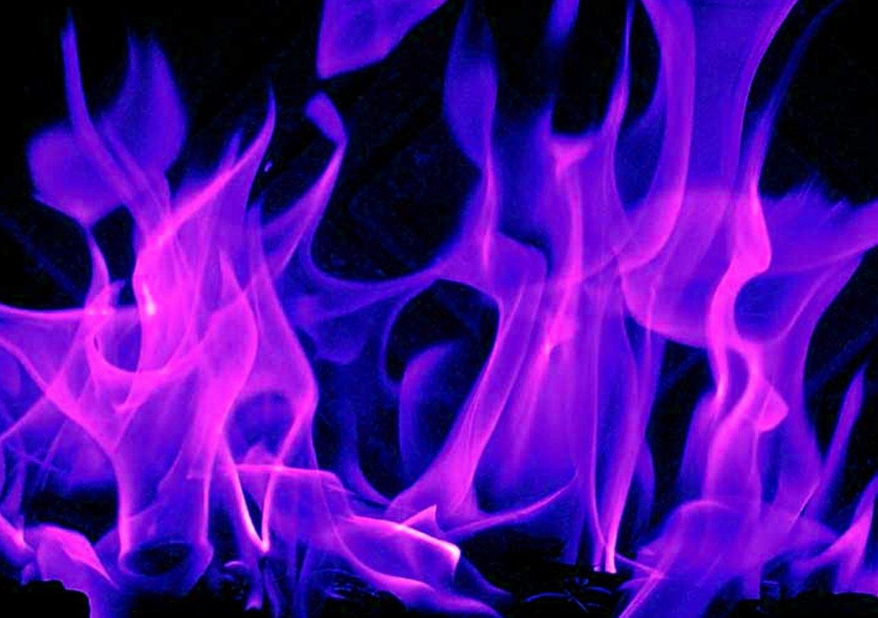 Free Download Purple Fire Backgrounds Wallpaper Wallpaper Hd
