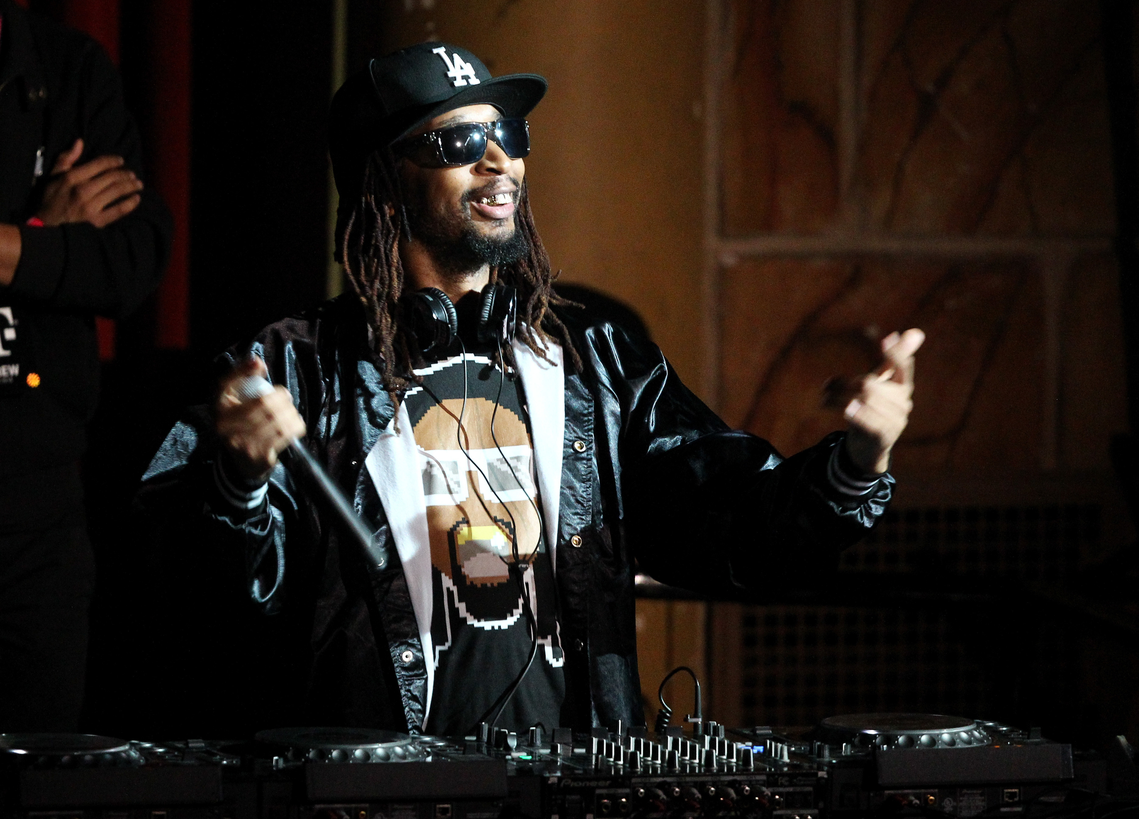 Lil Jon Hd Wallpaper 3740x2688