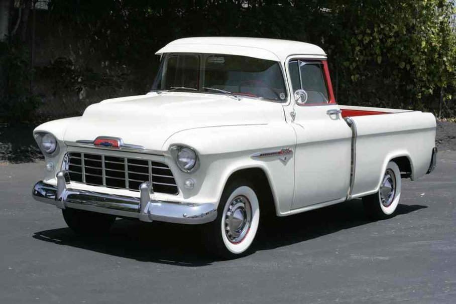 55 Chevy Cameo Truck File vettoriale   ForWallpapercom 908x606